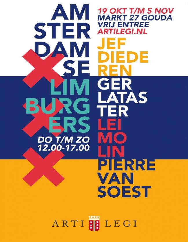 Amsterdamse Limburgers in Arti Legi