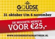Goudse Restaurantweek