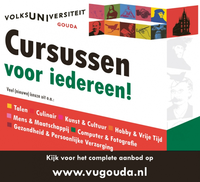 Programma Volksuniversiteit Gouda