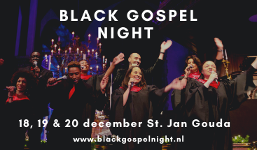 BLACK GOSPEL NIGHTS