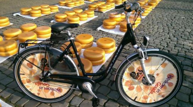 Prachtige fietsroutes in de Goudse regio