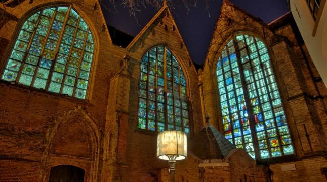 Goudse Glazen in de top-100 van Nederlandse en Vlaamse kunst