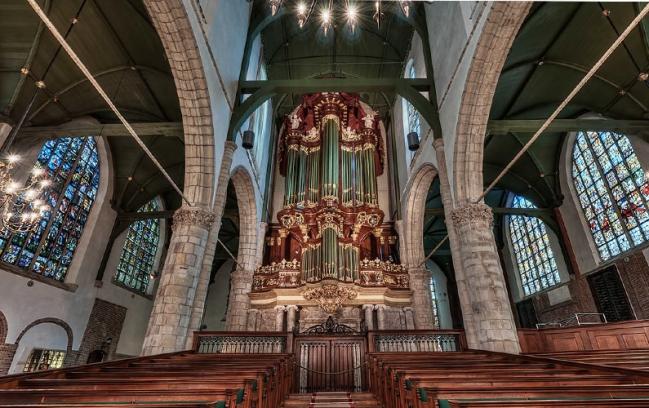 Wil jij een keer op het grote Moreau-orgel?
