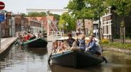 Onbeperkt heen en weer varen tussen Reeuwijk en Gouda