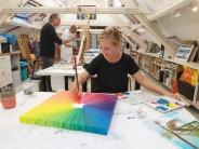 Open dagen Het GouwePalet met gratis schilderworkshop